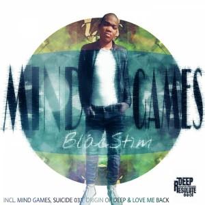 Blacstim - Mind Games [Deep Resolute (PTY) LTD]