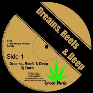 Dj Daro - Dreams, Reefs And Deep [Green Music Record]