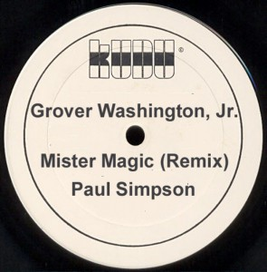 Grover Washington Jr - Mister Magic [Simp House Production LLC]