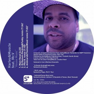Harley & Muscle feat. Mr.V - House Music [Soulstar Records]