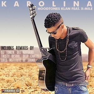 Hoodtones Klan feat. X-Mile - Karolina [Peng Africa]
