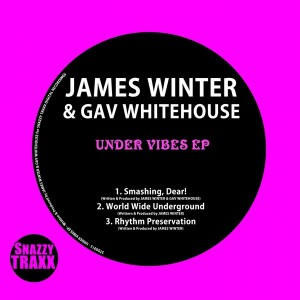 James Winter - Under Vibes EP [Snazzy Traxx]