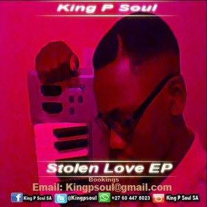 King P Soul - Stolen Love EP [Face The Bass Records]