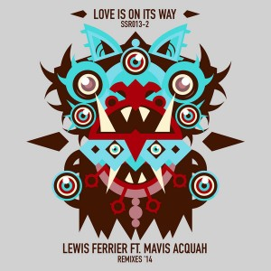 Lewis Ferrier feat. Mavis Acquah - Love Is On Its Way (Pt.2) (Incl. Remixes By Shane D And Gilbert Le Funk) [Stimulated Soul Recordings]