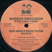 Markus Enochson - Feeling Fine (Ricanstruction Remix) [MAW]