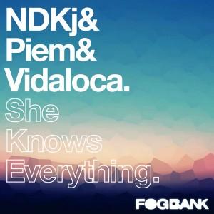 NDKj & Piem, Vidaloca - She Knows Everything [Fogbank]