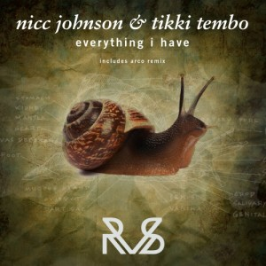 Nicc Johnson & Tikki Tembo - Everything I Have [RvS]