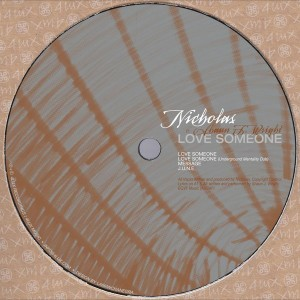 Nicholas - Love Someone [4lux Black]