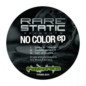 Rare Static - No Color [Funky Farm]