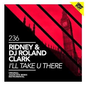 Ridney & Roland Clark - I'll Take U There [Great Stuff]