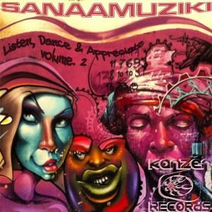 Sanaamuziki - Listen, Dance and Appreciate Vol. 2 [Kanzen Records]
