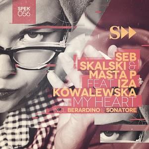 Seb Skalski & Masta P feat. Iza Kowalewska ( incl. Berardino & Sonatore Remix ) [SpekuLLa Records]