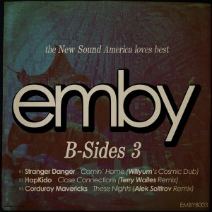 Stranger Danger, HapKido & Corduroy Mavericks - B-Sides 3 [Emby]
