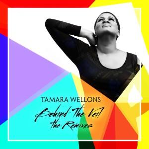 Tamara Wellons - Behind the Veil (Maxi Single)