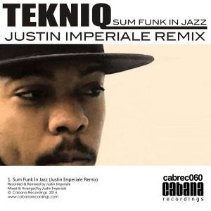 TekniQ - Sum Funk In Jazz [Cabana]