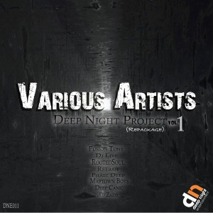 Various Artist - Deep Night Project Vol.1 (Repackage) [Deep Night Entertainment]