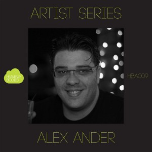 Various Artists - Artist Series Alex Ander [Heavenly Bodies Records]