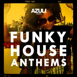 Various Artists - Azuli presents Funky House Anthems [Azuli Records]