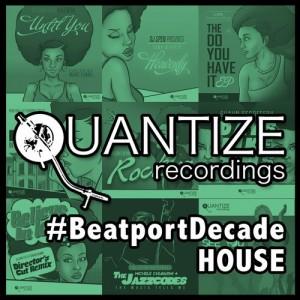 Various Artists - Quantize Recordings #Beatportdecade House [Quantize Recordings]