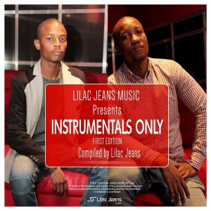 Various - Instrumentals Only (First Edition) (Compiled By Lilac Jeans) [Lilac Jeans Music]