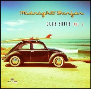 Various - Midnight Surfer Club Edits Vol 2 [Digital Wax Productions]