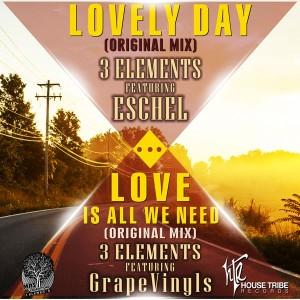 3Elements feat.Eshel & Grape Vinyls - 3Elements Presents [House Tribe Records]