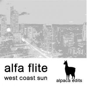 Alfa Flite - West Coast Sun [Alpaca Edits]