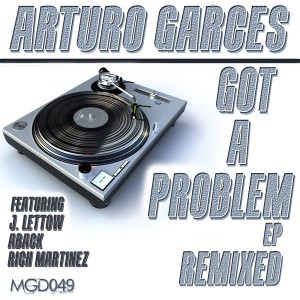 Arturo Garces - Got A Problem EP - Remixed [Modulate Goes Digital]