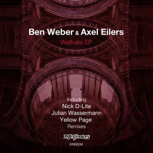 Ben Weber and Axel Eilers - Walhalla EP [Nite Grooves]