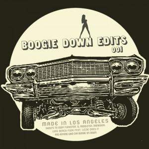 Boogie Down Edits - Boogie Down Edits 001 [Boogie Down Edits]