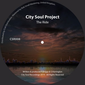 City Soul Project - The Ride [City Soul Recordings]