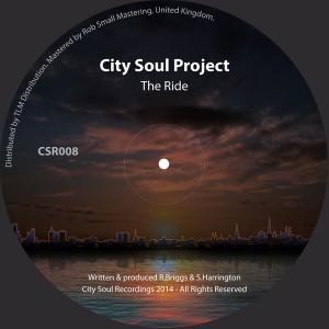 City Soul Project - The Ride [City Soul Recordings]