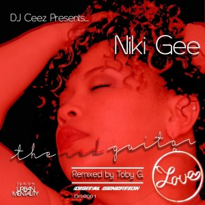 DJ CEEZ ,NIKI GEE - THE RED GUITAR [Digital Generation]
