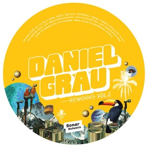 Daniel Grau - Reworks Vol.2 by Box Aus Holz [Sonar Kollektiv]