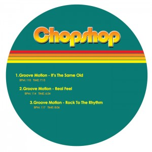 Groove Motion - The Ver2 EP [ChopShop]