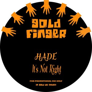 HADE - It's Not Right__Mobb Deep Ultra [Basic Fingers]
