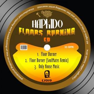 Hapkido - Floors Burning EP [Caliber Sounds]
