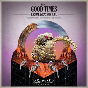 Kasual & Rasmus Juul - Good Times [Spirit Soul Records]