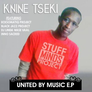 Knine Tseki - United By Music EP [Black People Records]