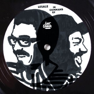 Lesale - In Command EP [Luv Shack]