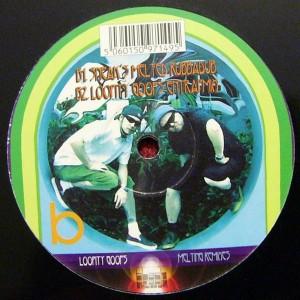 Loopity Goofs - Melting Remixes [Black Crack Records]