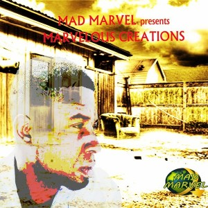 Mad Marvel - Marvelous Creations EP [Edit Records]