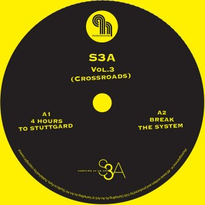 S3A - Vol. 3 (Crossroads) [Phonogramme]