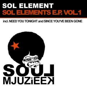 SOL Element - SOL Elements EP Vol.1 [Soul Mjuzieek Digital]