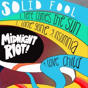 Solid Fool - Here Comes The Sun [Midnight Riot]
