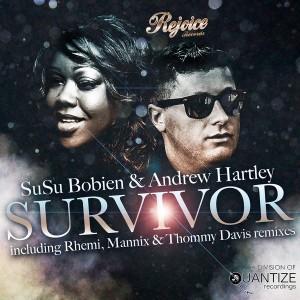 Susu Bobien & Andrew Hartley - Survivor [Rejoice Records]