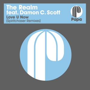 The Realm feat. Damon C. Scott - Love U Now (Spiritchaser Remixes) [Papa Records]