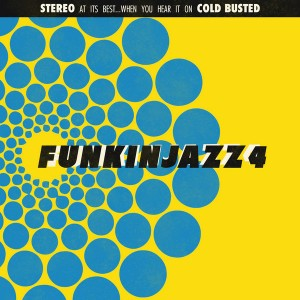 Various Artists - Funkinjazz 4 [Cold Busted]