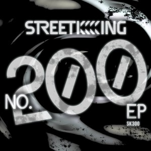 Various Artists - No. 200 EP (The 200th Release) [Street King]