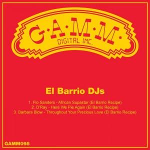 Various - El Barrio Edits [Gamm]
